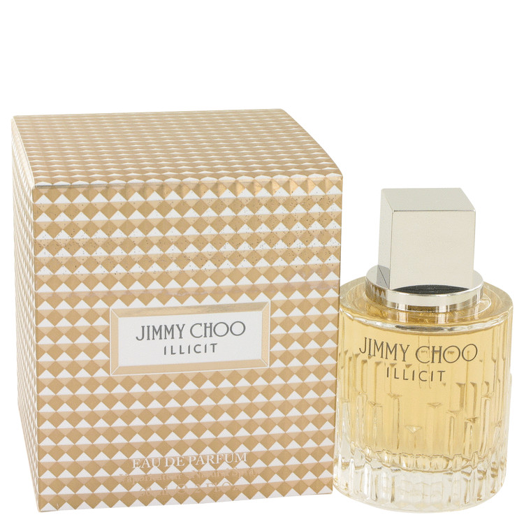 Jimmy Choo Illicit by Jimmy Choo 2 oz Eau De Parfum Spray for Women