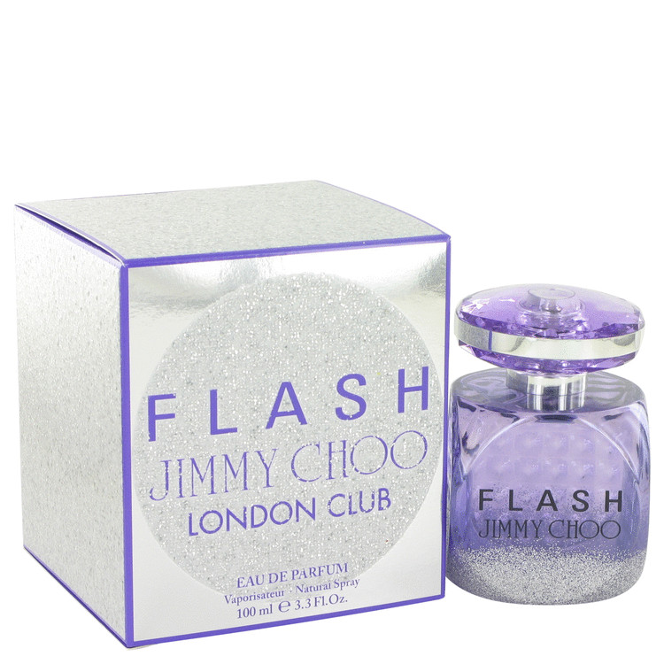 Jimmy Choo Flash London Club by Jimmy Choo 3.3 oz Eau De Parfum Spray for Women