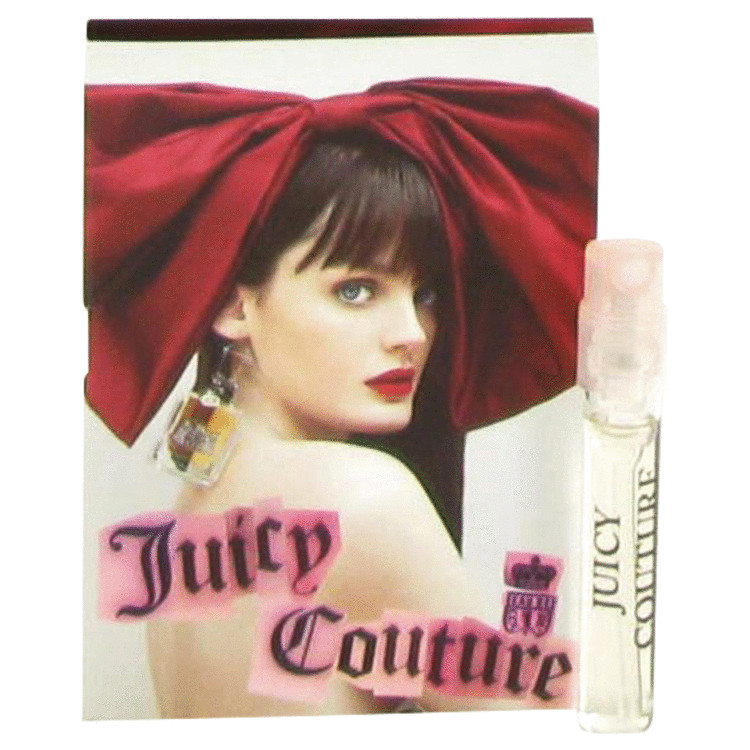 Juicy Couture by Juicy Couture 0.03 oz Vial for Women