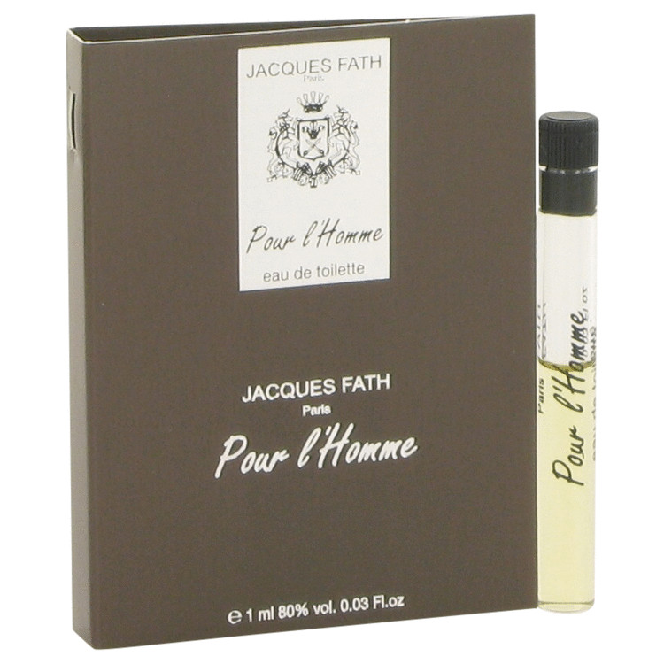 JACQUES FATH by Jacques Fath Vial (sample) .03 oz for Men