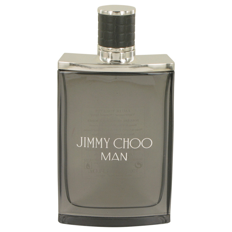 Jimmy Choo Man by Jimmy Choo 3.3 oz Eau De Toilette Spray for Men