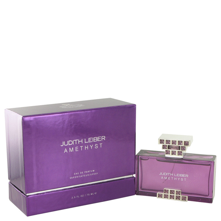 Judith Leiber Amethyst by Judith Leiber 2.5 oz Eau De Parfum Spray for Women