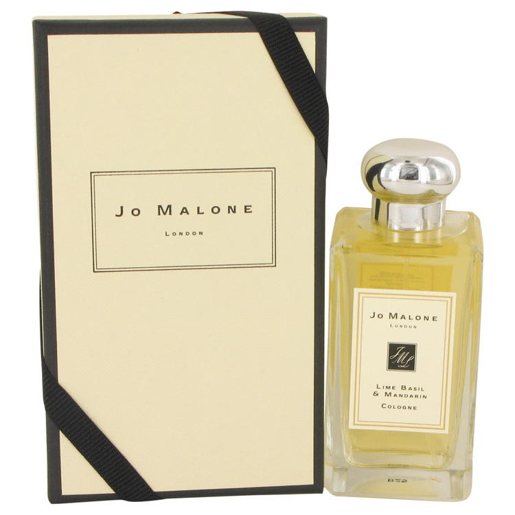 Jo Malone Lime Basil & Mandarin by Jo Malone 3.4 oz Cologne Spray for Men
