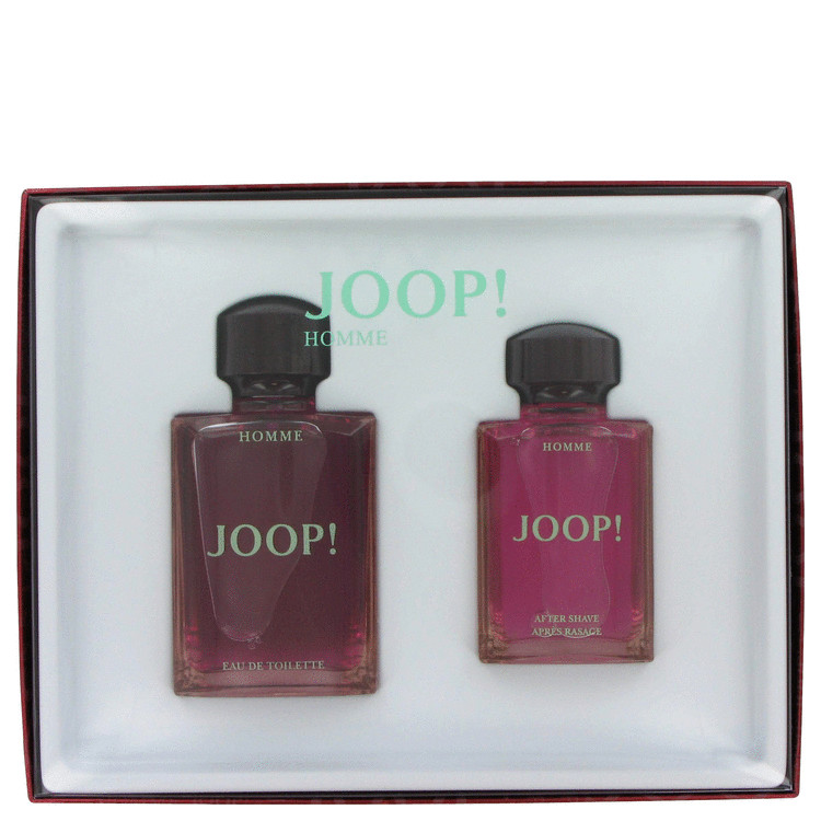 JOOP by Joop! Gift Set -- 4.2 oz Eau De Toilette spray + 2.5 oz After Shave for Men