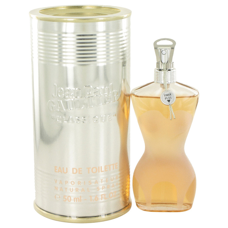 Jean Paul Gaultier by Jean Paul Gaultier 1.6 oz Eau De Toilette Spray for Women