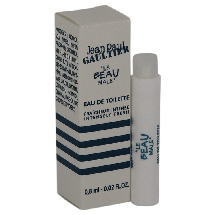 Jean Paul Gaultier Le Beau by Jean Paul Gaultier 0.02 oz Vial for Men