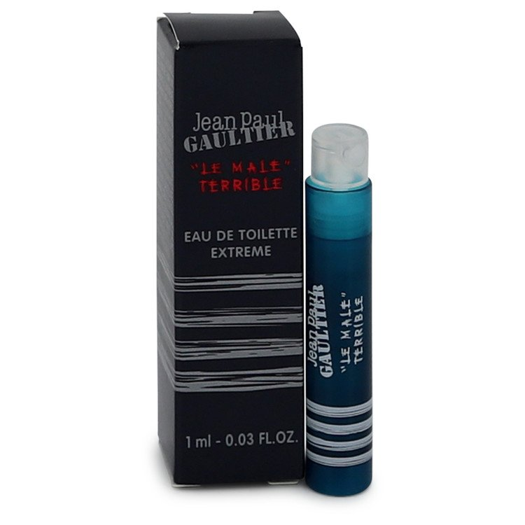 Jean Paul Gaultier Le Male Terrible by Jean Paul Gaultier 0.03 oz Vial for Men