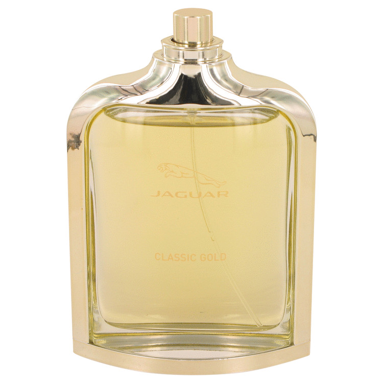 Jaguar Classic Gold by Jaguar 3.3 oz Eau De Toilette Spray for Men