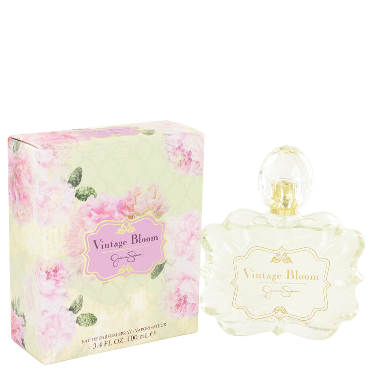 Jessica Simpson Vintage Bloom by Jessica Simpson 3.4 oz Eau De Parfum Spray for Women