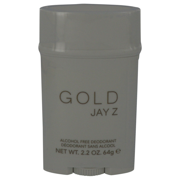 Gold Jay Z by Jay-Z 2.2 oz Deodorant Stick for Men