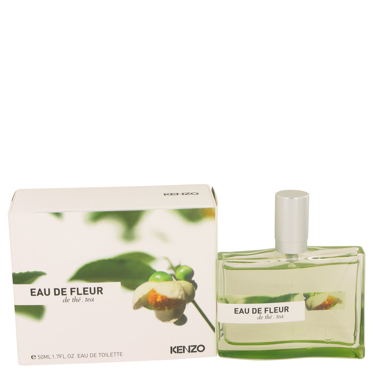 Kenzo Eau De Fleurs Tea by Kenzo Eau De Toilette Spray 1.7 oz for Women