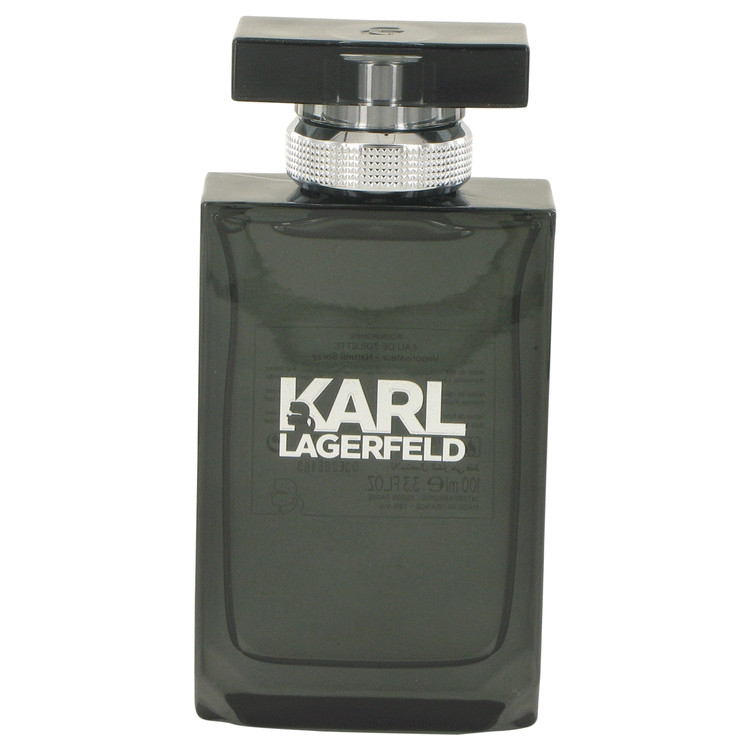 Karl Lagerfeld by Karl Lagerfeld 3.4 oz Eau De Toilette Spray for Men