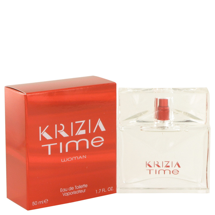 Krizia Time by Krizia 1.7 oz Eau De Toilette Spray for Women