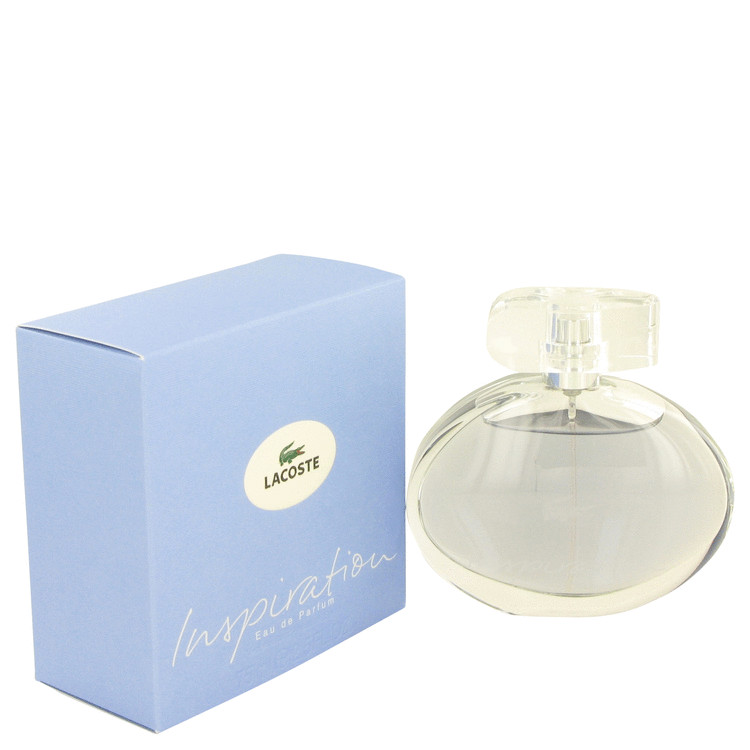 Lacoste Inspiration by Lacoste 2.5 oz Eau De Parfum Spray for Women