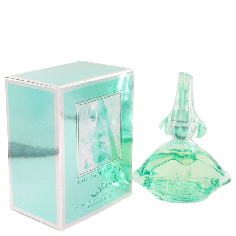 Laguna Maravilla by Salvador Dali 3.4 oz Eau De Toilette Spray for Women