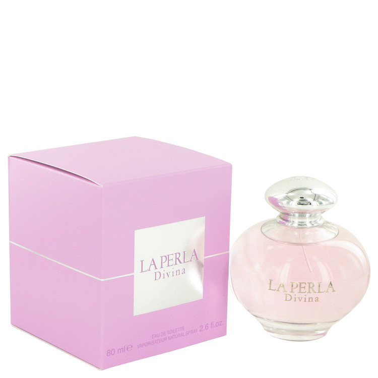 La Perla Divina by La Perla 2.6 oz Eau De Toilette Spray for Women