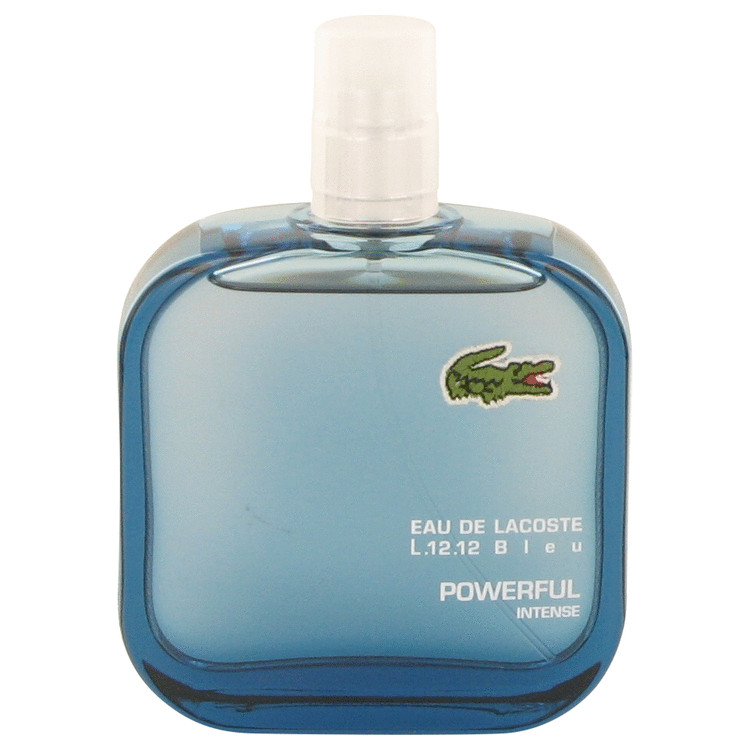 Lacoste Eau De Lacoste L.12.12 Bleu by Lacoste 3.3 oz Eau De Toilette Spray for Men