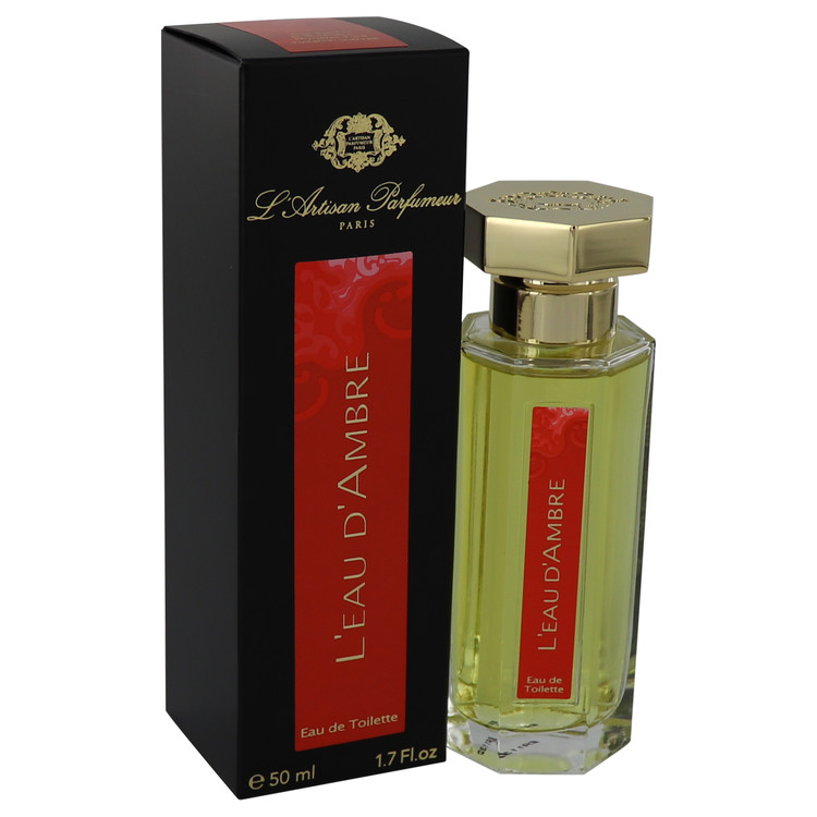 L'eau D'ambre by L'Artisan Parfumeur 1.7 oz Eau De Toilette Spray for Women