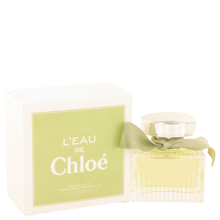 L'eau De Chloe by Chloe Eau De Toilette Spray 1.7 oz for Women