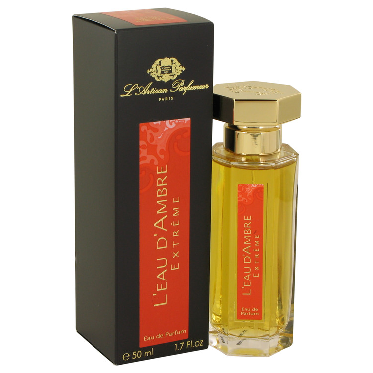 L'eau D'ambre Extreme by L'Artisan Parfumeur 1.7 oz Eau De Parfum Spray for Women