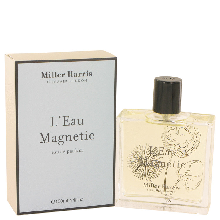 L'eau Magnetic by Miller Harris 3.4 oz Eau De Parfum Spray for Women