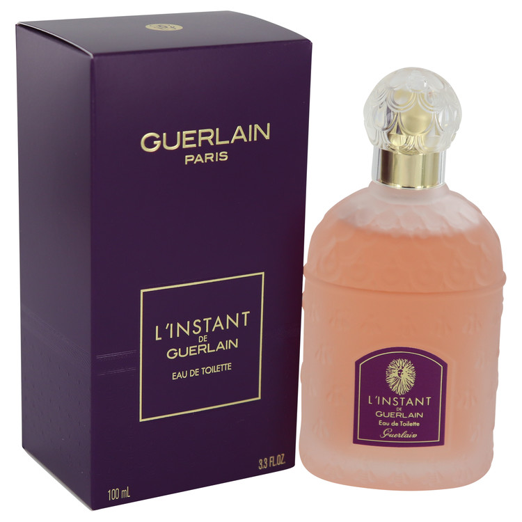 L'instant by Guerlain 3.3 oz Eau De Toilette Spray for Women