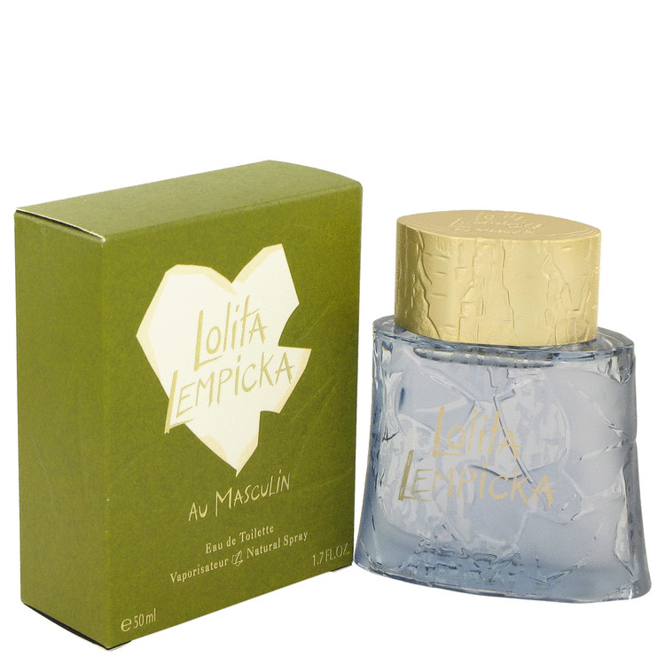 LOLITA LEMPICKA by Lolita Lempicka Eau De Toilette Spray 1.7 oz for Men
