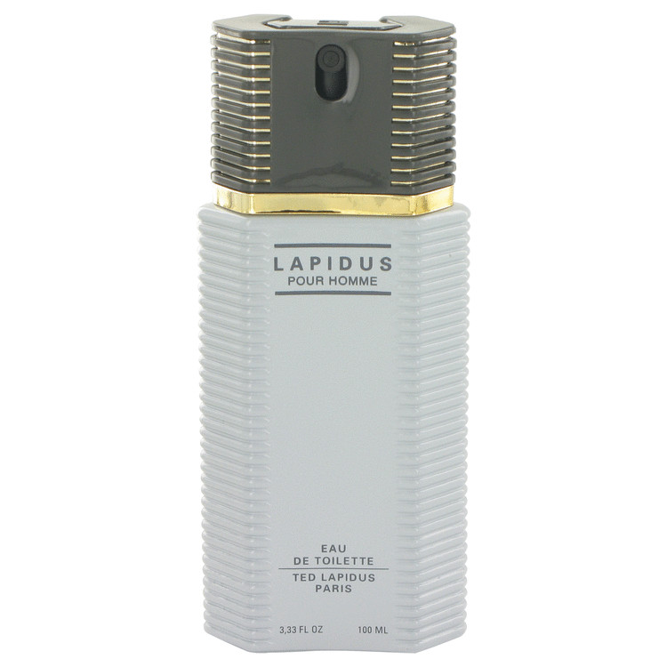 LAPIDUS by Ted Lapidus Eau De Toilette Spray (unboxed) 3.4 oz for Men