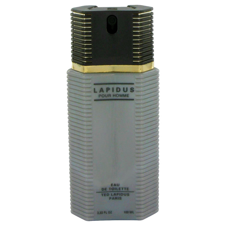 LAPIDUS by Ted Lapidus Eau De Toilette Spray (Tester) 3.4 oz for Men
