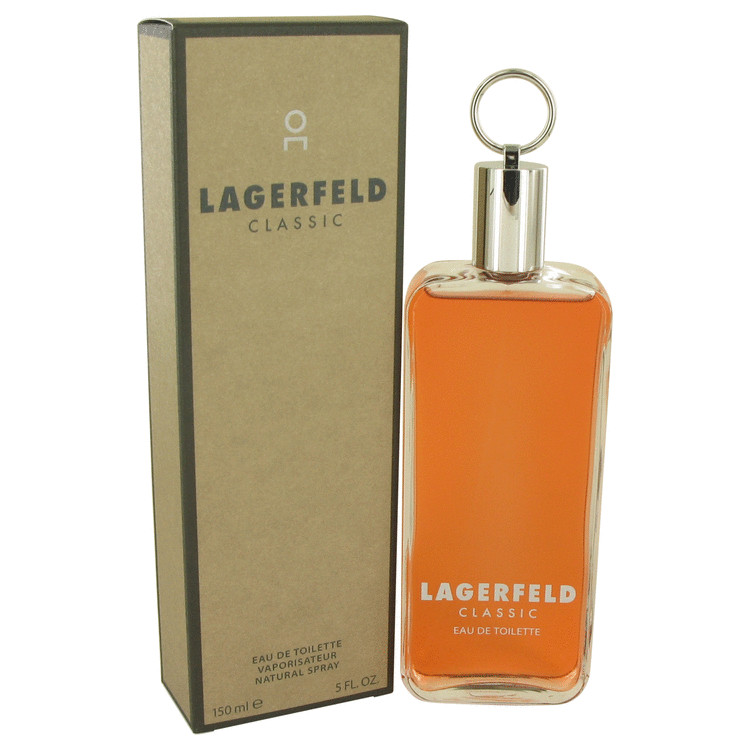Lagerfeld by Karl Lagerfeld 5 oz Eau De Toilette Spray for Men