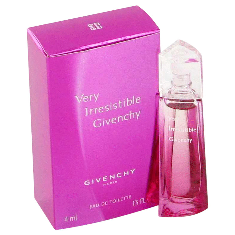 Very Irresistible by Givenchy 0.13 oz Mini EDT for Women