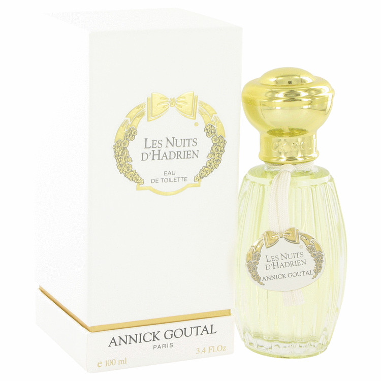 Les Nuits d'Hadrien by Annick Goutal Eau De Toilette Spray 3.4 oz for Women