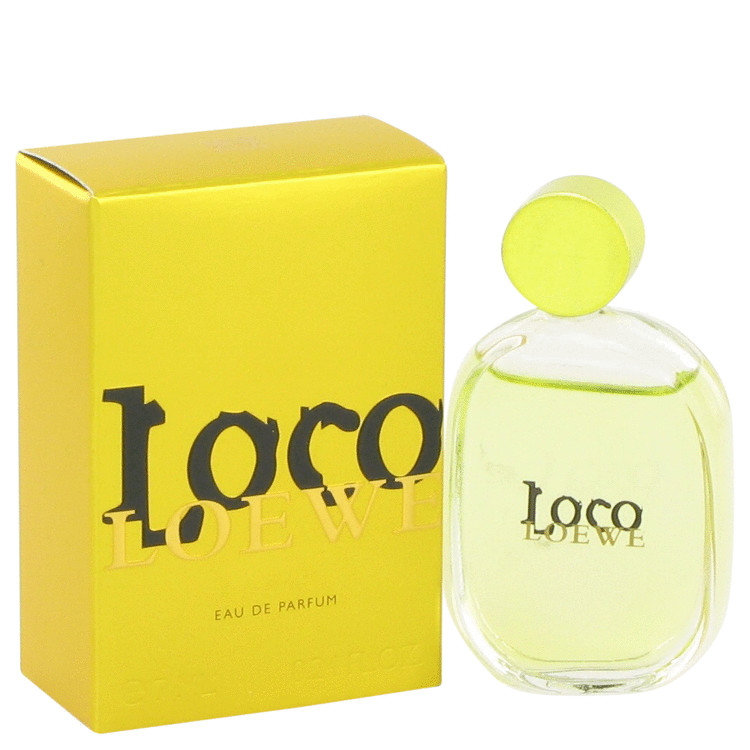 Loco Loewe by Loewe 0.23 oz Mini EDP for Women
