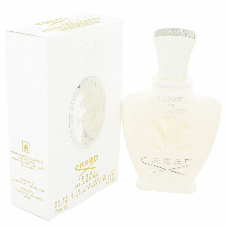 Love In White by Creed 2.5 oz Millesime Eau De Parfum Spray for Women