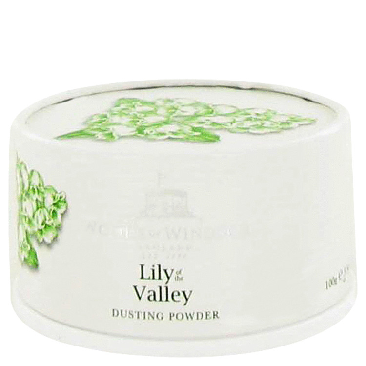 Lily of the Valley (Woods of Windsor) by Woods of Windsor Dusting Powder 3.5 oz for Women