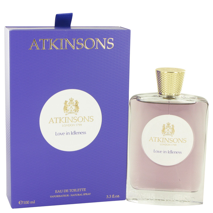 Love In Idleness by Atkinsons 3.3 oz Eau De Toilette Spray for Women