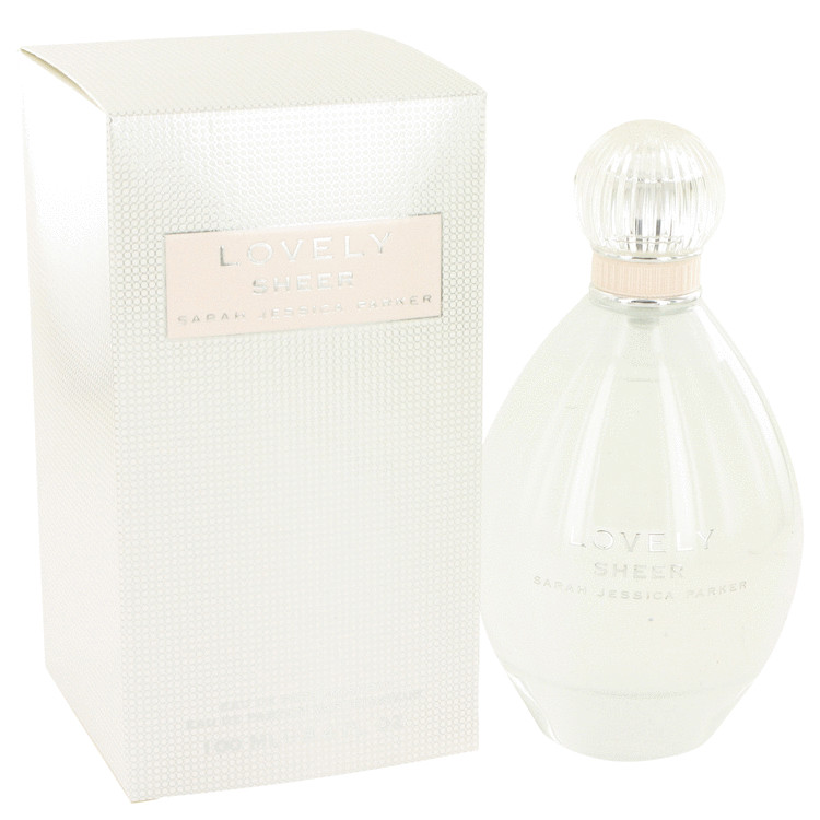 Lovely Sheer by Sarah Jessica Parker 3.4 oz Eau De Parfum Spray for Women