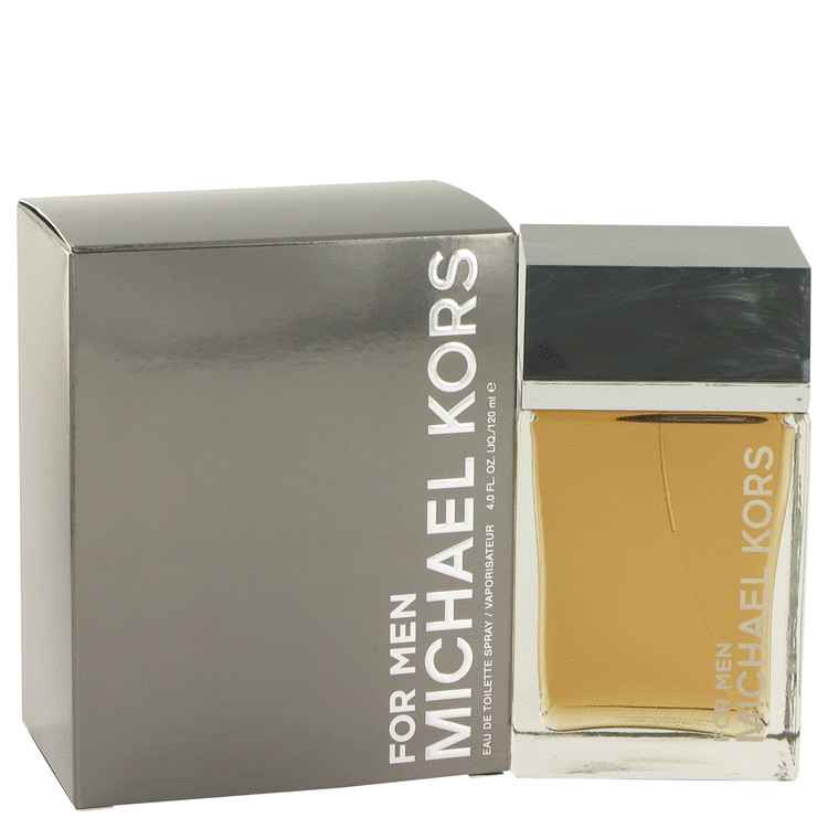 Michael Kors by Michael Kors 4 oz Eau De Toilette Spray for Men