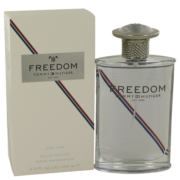 FREEDOM by Tommy Hilfiger Eau De Toilette Spray (New Packaging) 3.4 oz for Men
