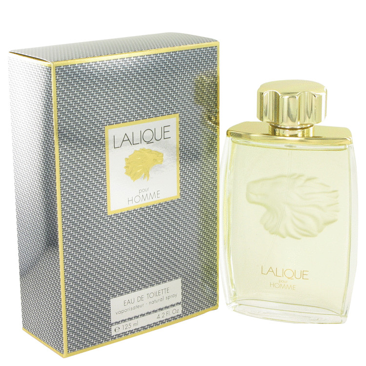 Lalique by Lalique 4.2 oz Eau De Toilette Spray for Men
