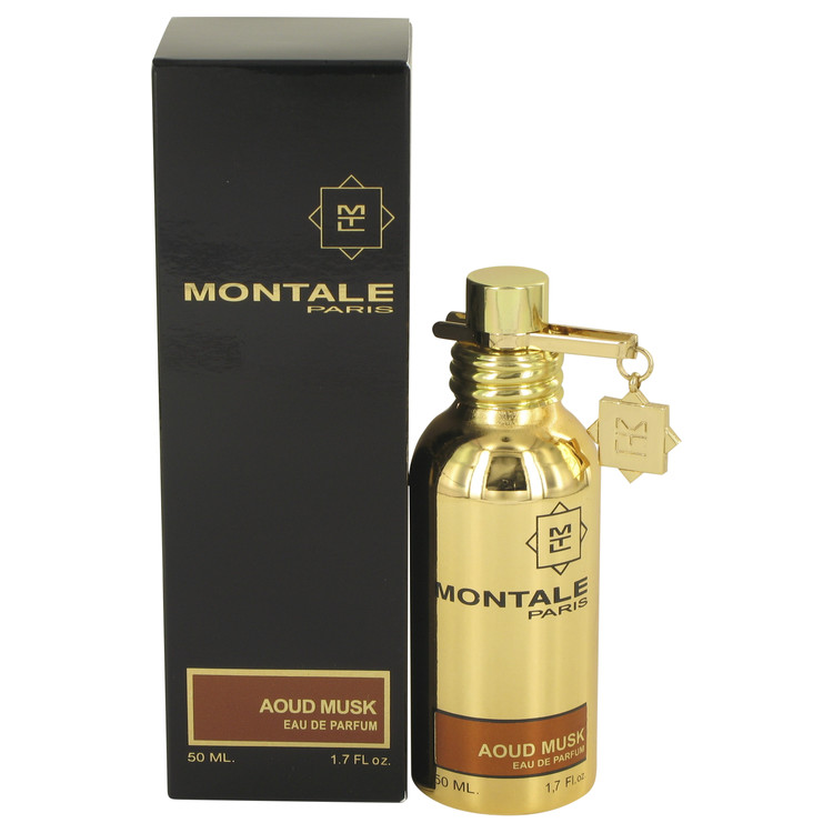 Montale Aoud Musk by Montale 1.7 oz Eau De Parfum Spray for Women