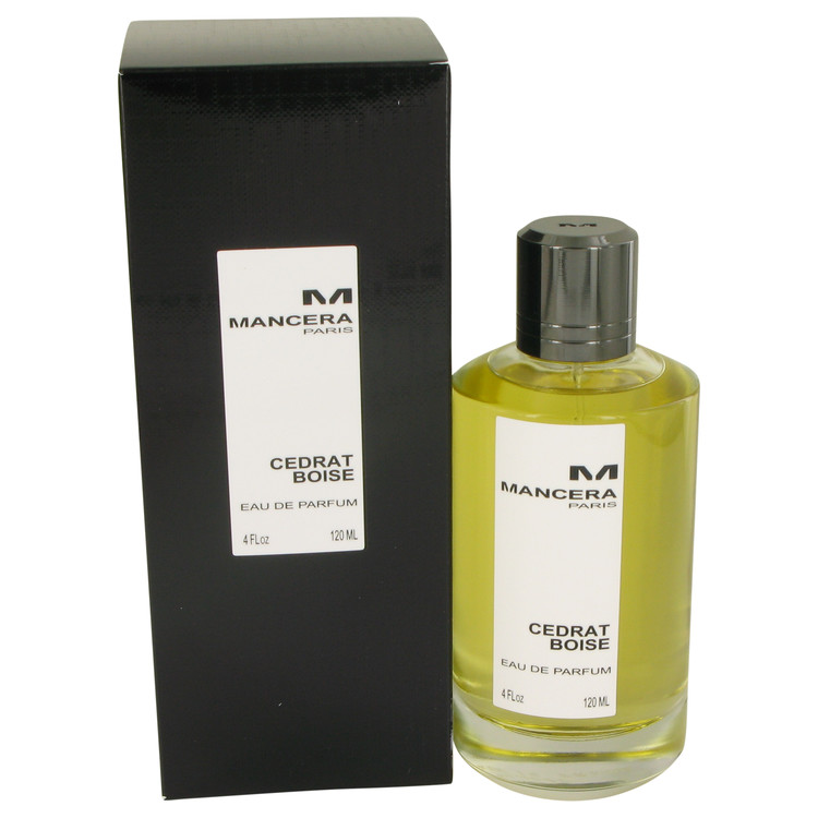 Mancera Cedrat Boise by Mancera 4 oz Eau De Parfum Spray for Women