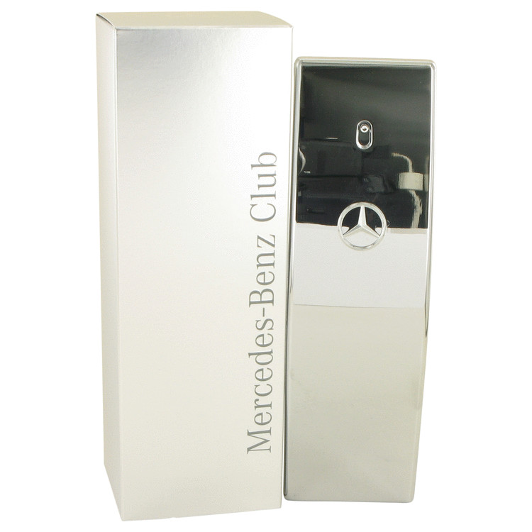 Mercedes Benz Club by Mercedes Benz 3.4 oz Eau De Toilette Spray for Men