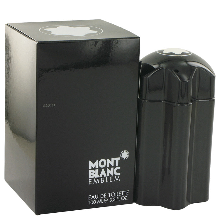 Montblanc Emblem by Mont Blanc 3.4 oz Eau De Toilette Spray for Men