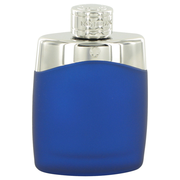 Montblanc Legend by Mont Blanc 3.4 oz Eau De Toilette Spray for Men