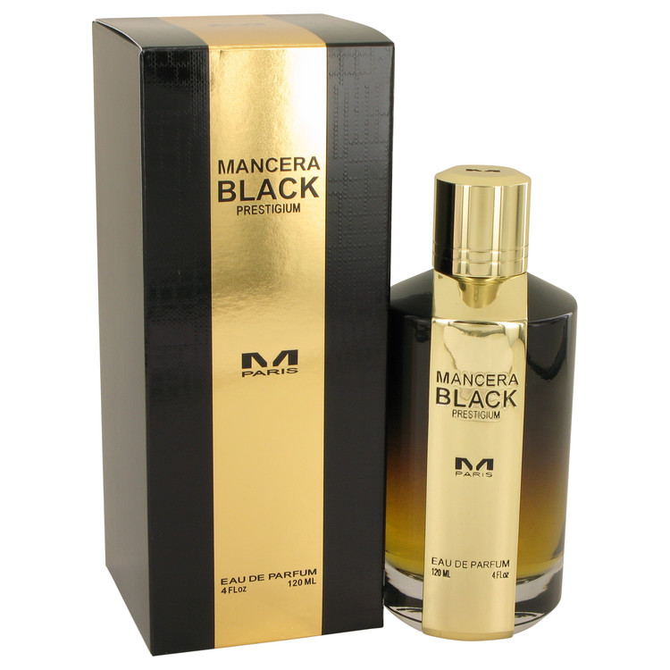 Mancera Black Prestigium by Mancera 4 oz Eau De Parfum Spray for Women