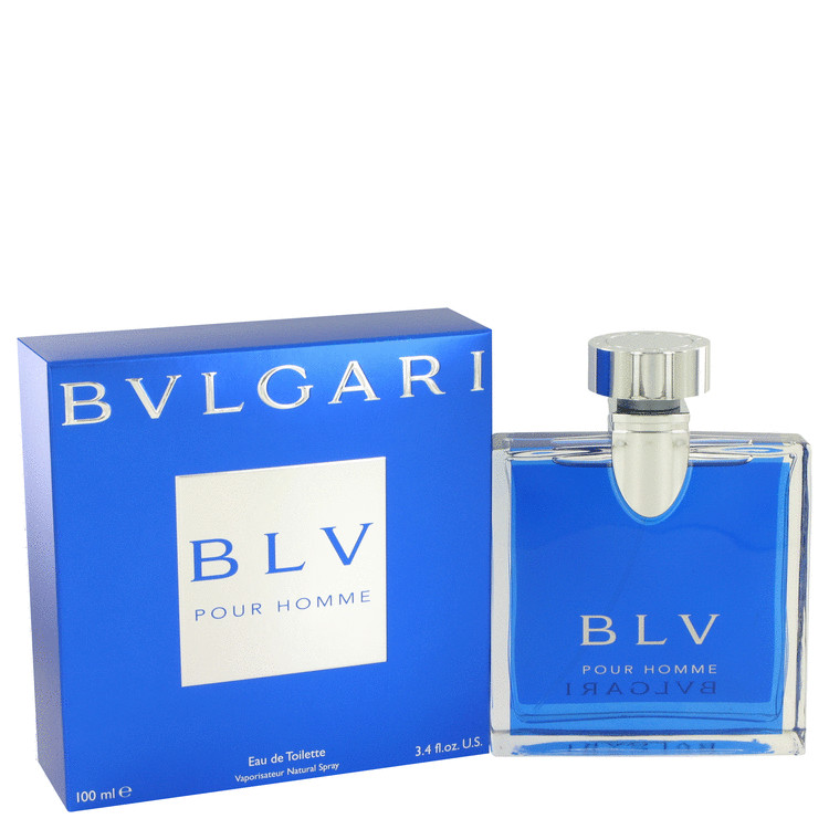 Bvlgari Blv (bulgari) by Bvlgari 3.4 oz Eau De Toilette Spray for Men