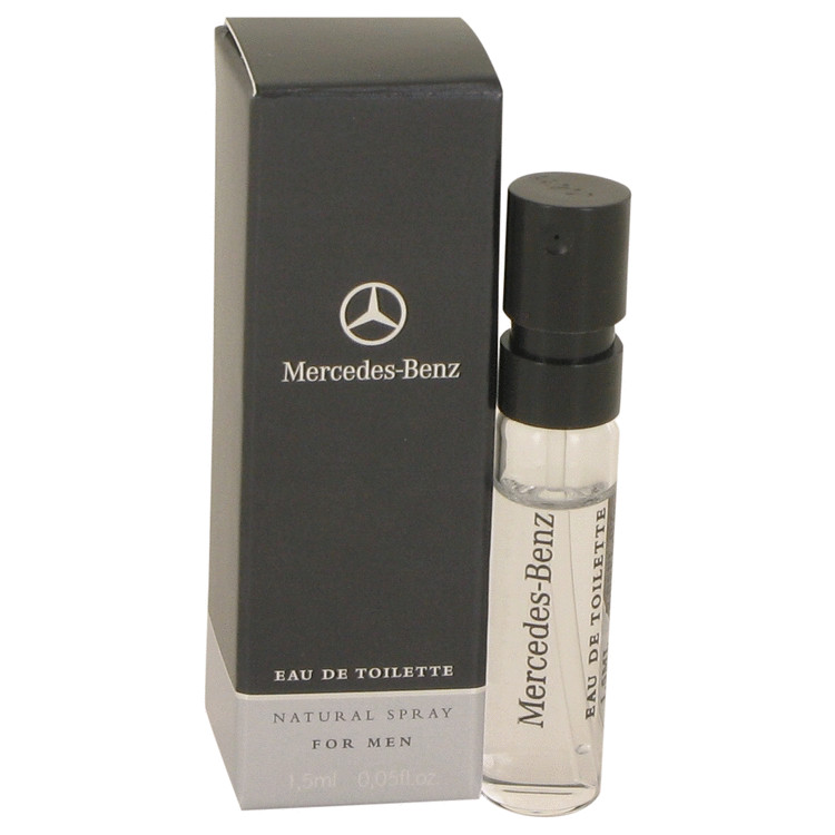 Mercedes Benz by Mercedes Benz Vial (sample) .05 oz for Men
