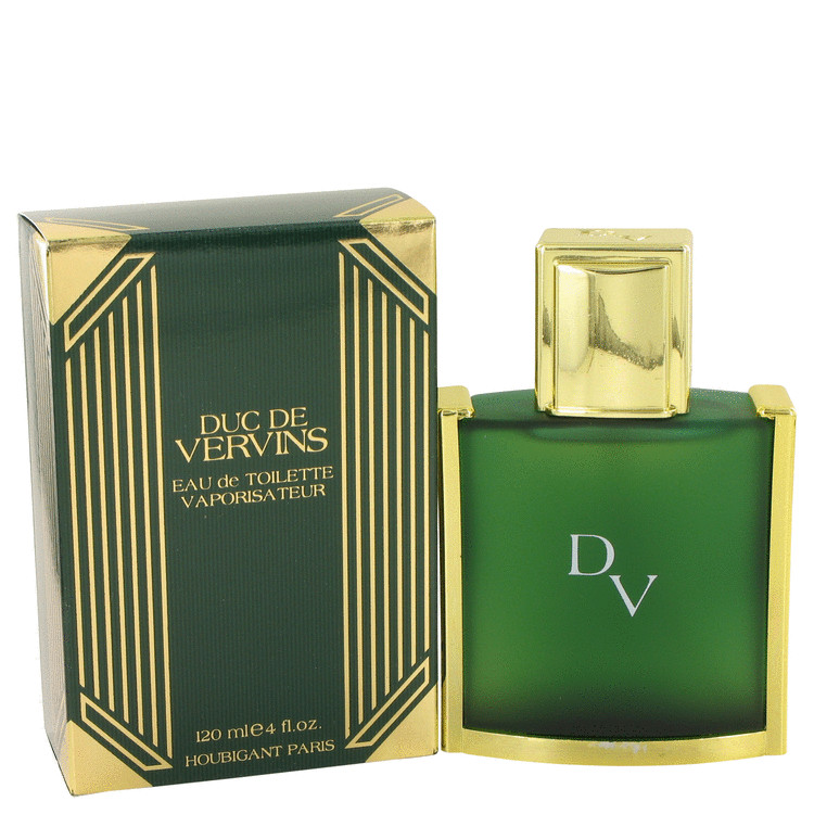 Duc De Vervins by Houbigant 4 oz Eau De Toilette Spray for Men
