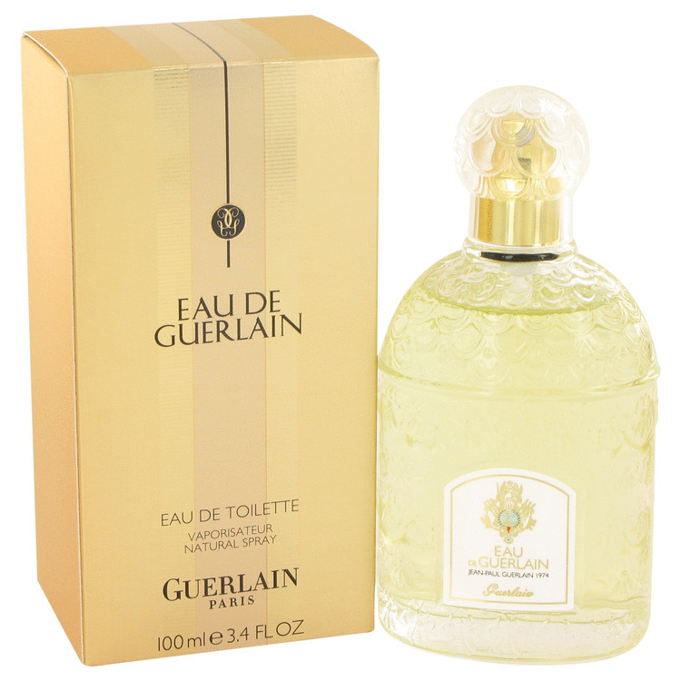 EAU DE GUERLAIN by Guerlain Eau De Toilette Spray (unisex) 3.4 oz for Men